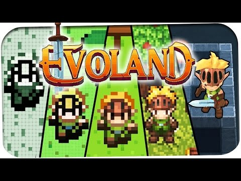 EVOLAND (iOS/Android) lets play Gameplay Walkthrough PART 1
