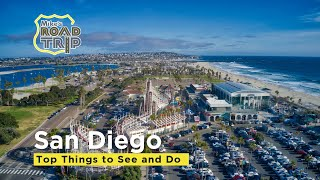 San Diego activities beyond SeaWorld and the Zoo