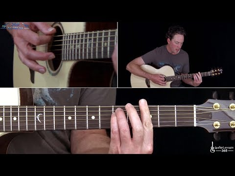 Queen - Killer Queen Guitar Lesson