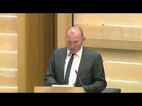 Gospel proclaimed in Scottish Parliament