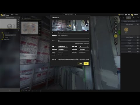 How to Connect HoloBuilder and Autodesk BIM 360