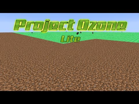 Project Ozone Lite - BUILDER QUARRY [E52] (HermitCraft Server Modded Minecraft Sky Block)