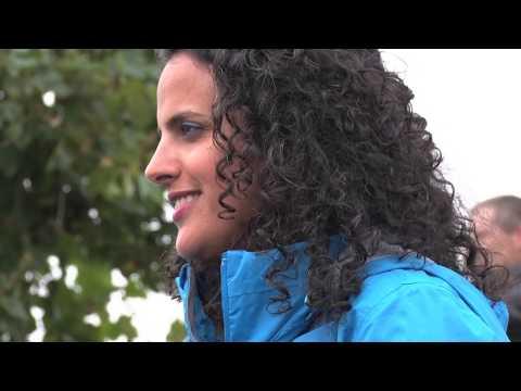 Homeless World Cup Ambassador Honey Thaljieh shares her story