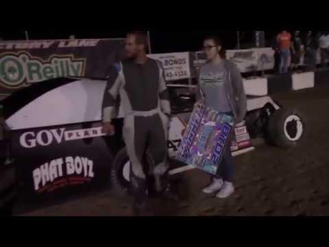 Salina Speedway SalinaUsedCars.com IMCA Modified *A Feature* 5-4-18