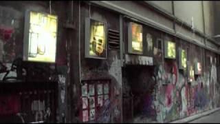 3. Laneways, Alleys & Back-streets