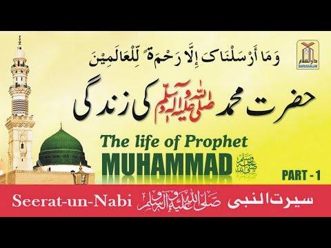 Hazrat Muhammad SWW Story in Urdu   Part 1/8 - Qisses ul anbiya   Seerat-Un-Nabi