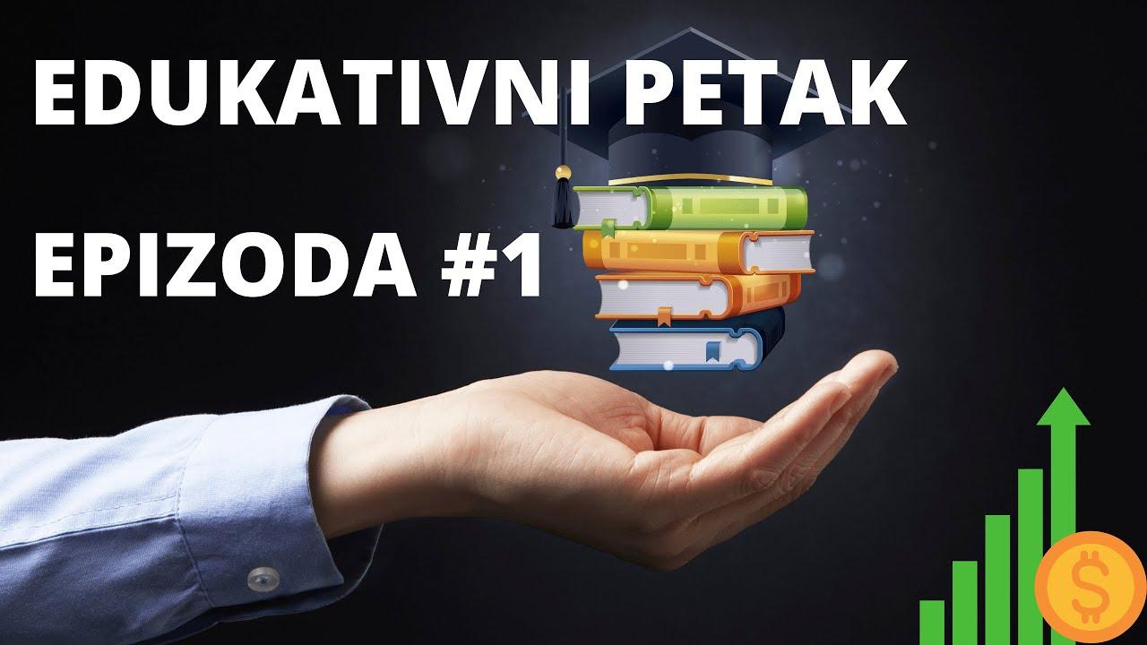Download EDUKATIVNI PETAK #1 - TOP 3 AKCIJE + BESPLATNE AKCIJE