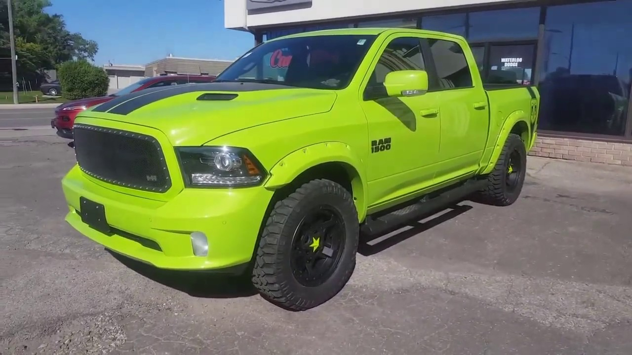 Custom Dodge Ram 1500 2019 2020 Upcoming Cars