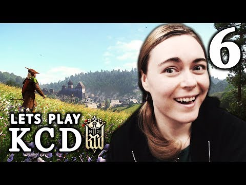 (Sir Henry Bravely Ran Away) Lilia Plays Kingdom Come: Deliverance - Part 6