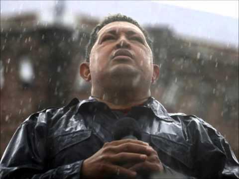 Himno Nacional De La República Bolivariana De Venezuela Cantado Por Hugo Chávez