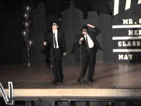 The Blues Brothers - Soul Man (Cover routine)