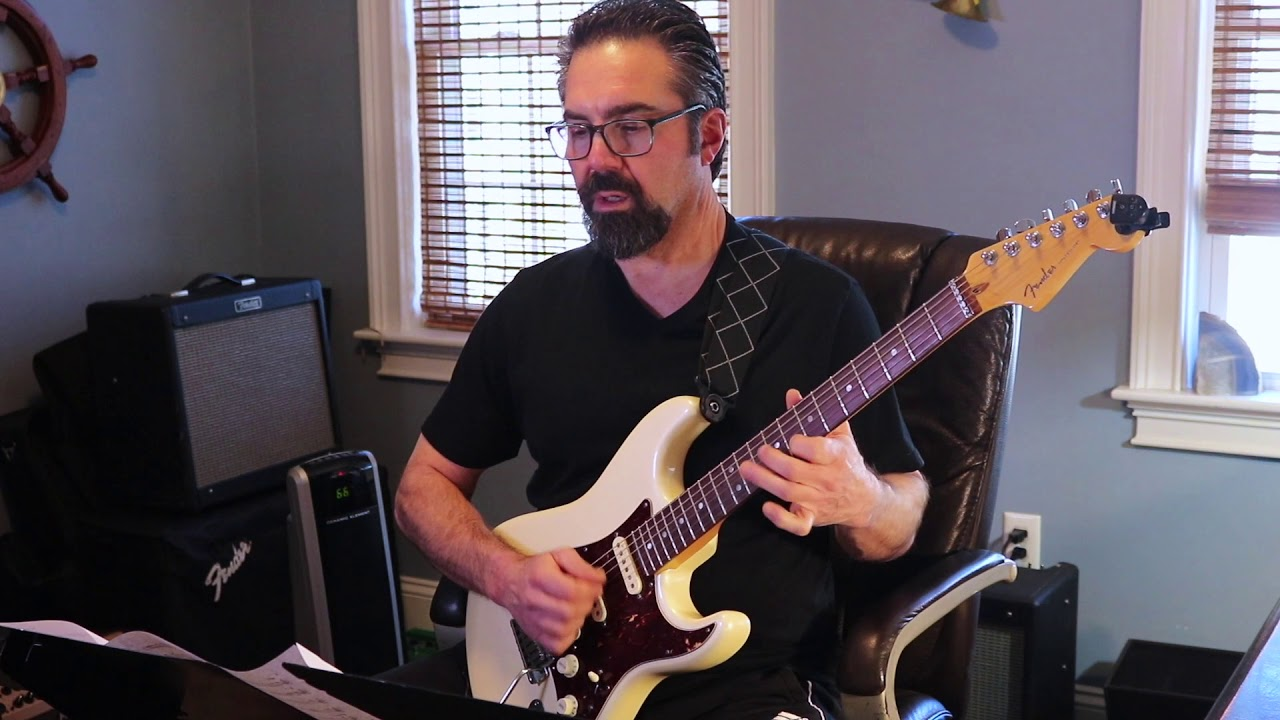 Yes or No Solo played by Sal DiFusco