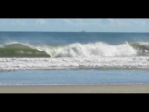 Cape Hatteras National Seashore Beach Break 110317