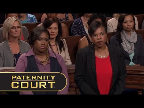 Man Denies Child, His Mother Sides With Child's Mom (Full Episode) | Paternity Court