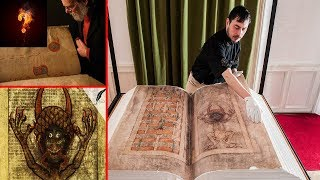 Was This Giant Book Written By The Devil? thumbnail