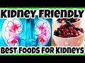 TOP FOODS to Eat for CKD - Healthy Foods for People with Chronic Kidney Disease - BEST RENAL DIET