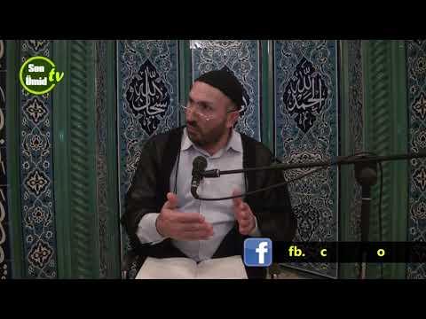 Hacı Ceyhun Quranın tefsiri 18112018
