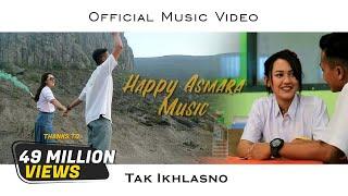 Download lagu HAPPY ASMARA - TAK IKHLASNO (Official Music Video)