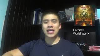 Carnifex WORLD WAR X - Resea y Opinin