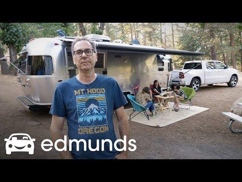 2019 Ram 1500: Towing An Airstream Travel Trailer | Edmunds