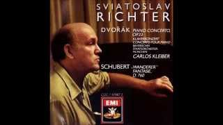 A. Dvořák Piano Concerto in G minor Op.33, Sviatoslav Richter