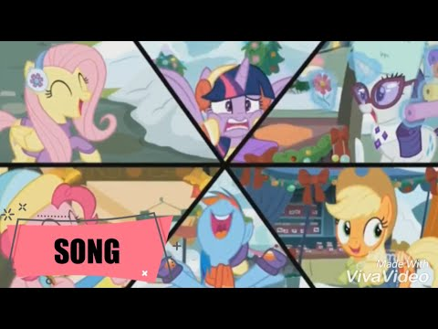 One more day | Full Song with lyrics | Best Gift Ever Special | MLP FIM