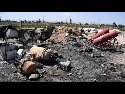 Emergency UNSC meeting on US missile strike on Syria