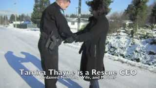 Arrested For The Dogs At Oas In Forks Washington, December 6, 2013