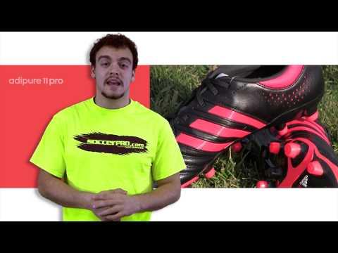 Chaussures de foot Adidas 11Nova Anent IN Solar BleuBlanc