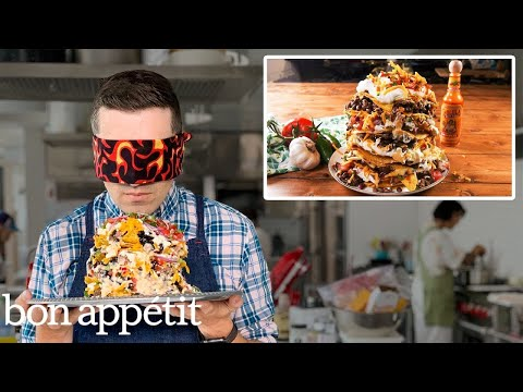 Recreating Guy Fieri's Trash Can Nachos From Taste | Bon Apptit