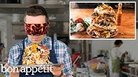 Recreating Guy Fieri's Trash Can Nachos From Taste | Bon Appétit