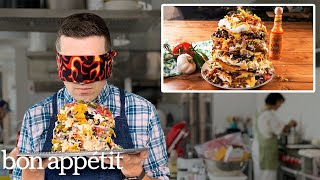 Recreating Guy Fieris Trash Can Nachos From Taste | Bon Appétit