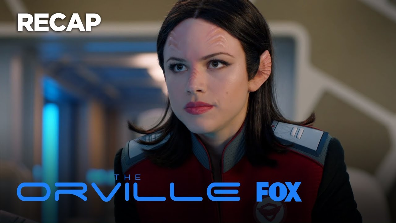 Download Mission: Command Performance   Season 1 Ep. 2   THE ORVILLE