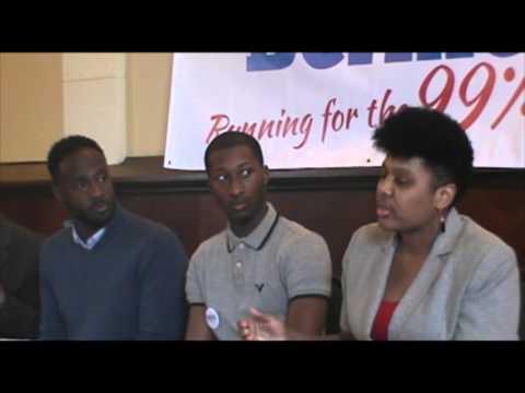 African American Leaders in Syracuse, New York support Bernie Sanders!