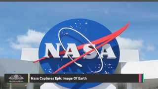 Nasa Captures Epic Image Of Earth
