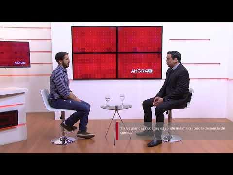 AHORA TV | Entrevista con Ariel Wilvers