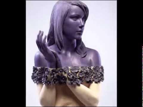 Потрясающие деревянные скульптуры от Willy Verginer  Flv