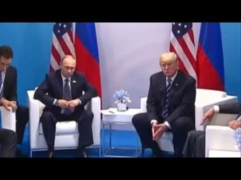 Trump threatens arms race with Putin