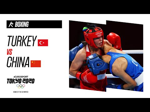 Turkey vs China   Boxing Women's Welter (64-69kg) Final - Highlights   Olympic G