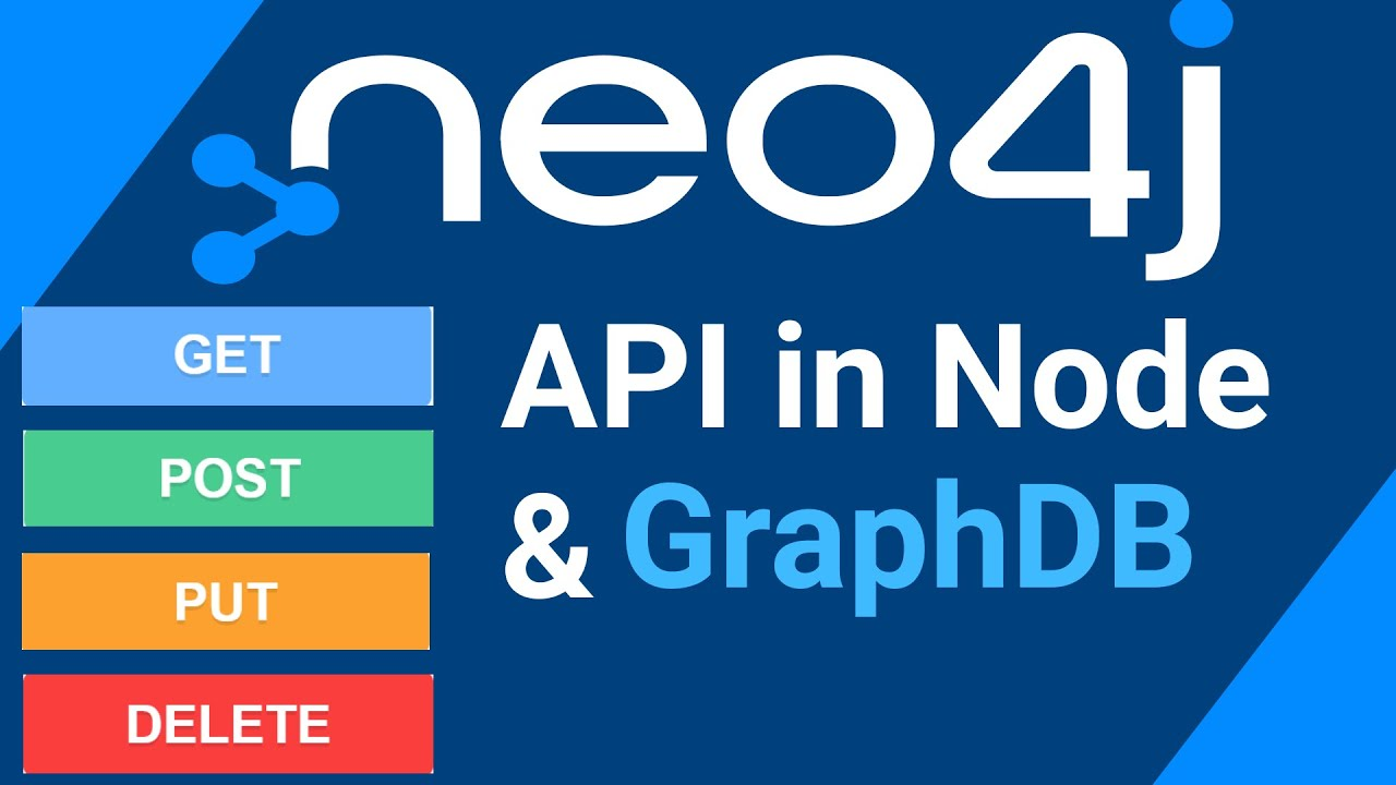 Create REST API with Graph Database and Node Express using Babel with JavaScript.