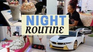NIGHT ROUTINE 2017 | dymondheartsbeauty