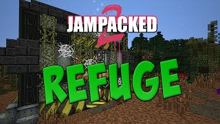Refuge Hardcore Questing Mod Pack - FTB JamPacked 2 Entry! [HQM]