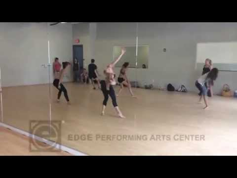 LYRICAL DANCE ROUTINE / SAY YOU LOVE ME  | DANCE CLASS / EDGE PERFORMING ARTS CENTER / RICHARD ELSZY