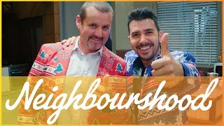 Neighbourshood - 13th December 2017 - Ryan Moloney