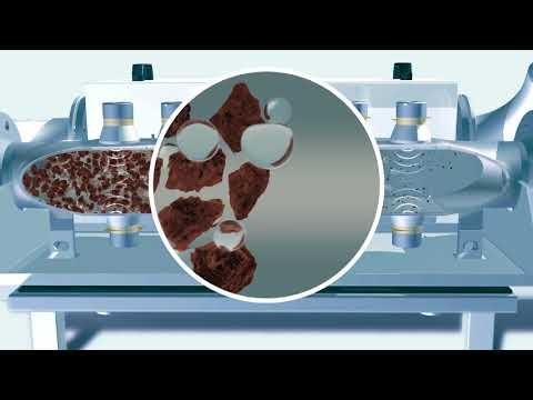 Ultrasound Disintegration | Repowering At Biogas & Waste Water Treatment Plants  | Weber Entec