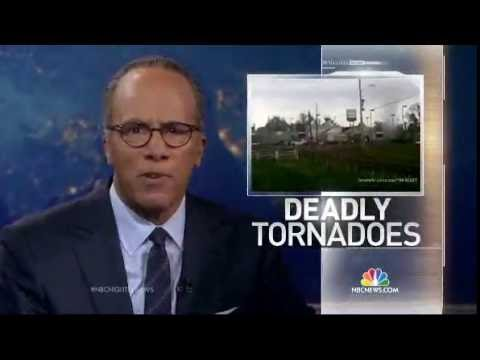 Van, TX NBC Nightly News - May 2015