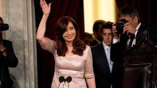 El último discurso de Cristina Kirchner ante la Asamblea
