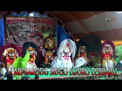 SENI BARONG SINGO LODRO LIVE CANDI