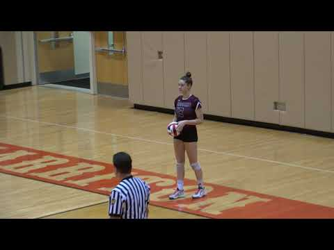 2016-10-19 GVHS Volleyball vs Strath Haven - CL Championship