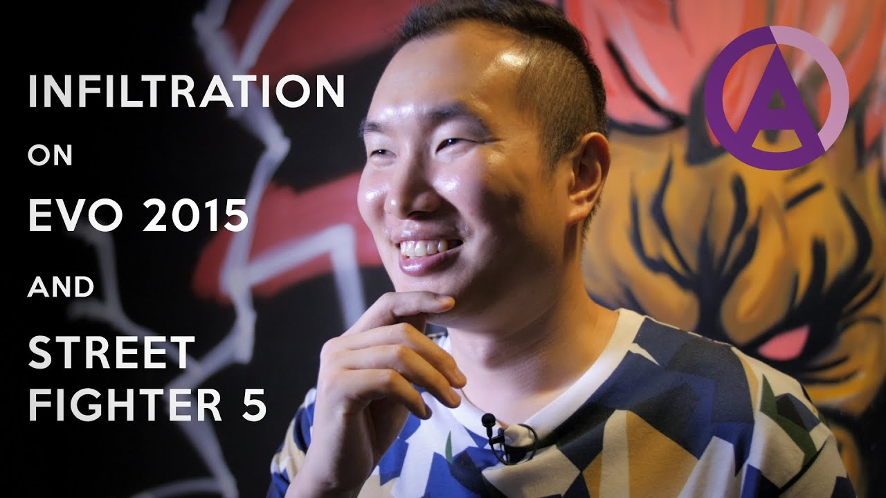 USFIV/SFV: Interview with Infiltration on Post-Evo 2015 and his thoughts on SF5